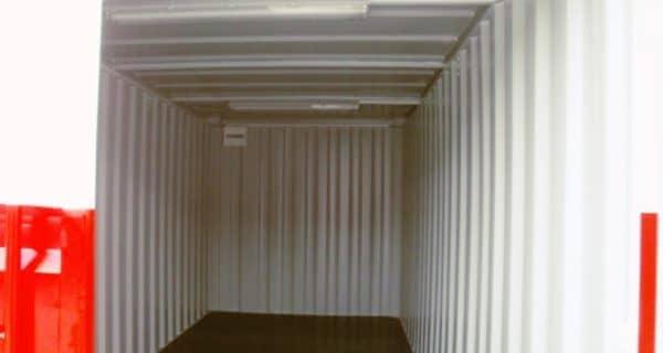 Werkstattcontainer 20FT