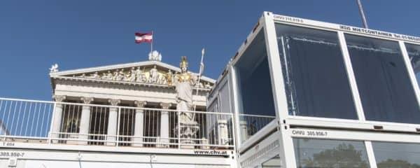ORF Sommergespräche im Parlament