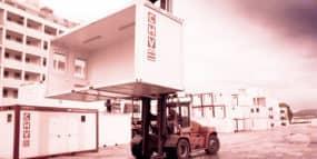 CHV Container Service Transport & Logistik