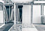 CHV Bürocontainer Bodenisolierung