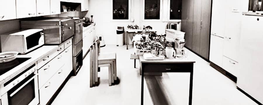 Container Küchen und Mini-Küchen