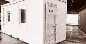 Container Zubehör Sicherheit