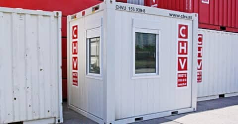 10ft Bürocontainer NEU 156.032-0