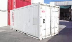 20ft Kühlcontainer Reefer ideal als Lagercontainer