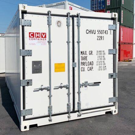 20ft Kühlcontainer Reefer neuweretig-550-743-1