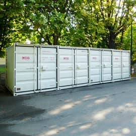 CHV Mietcontainer Lagercontainer