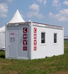 CHV Mietcontainer: Bürocontainer
