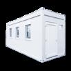 CHV Containeranlagen Buerocontainer-CHV-300-73 7,3Meter Raummodul