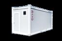 CHV mobile Sanitäranlagen 10 fuß Sanitärcontainer CHV300S