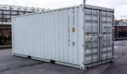 20ft Seecontainer ISO neuwertig