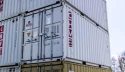 20ft Seecontainer mit Elektrik gebraucht