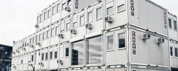 Baucontainer Individuallösungen für die Bauindustrie