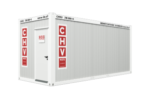 CHV-300 Bürocontainer Mietcontainer