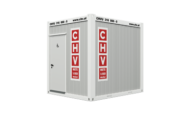 CHV mobile Toiletten WC Container CHV-150WCB-Barrierefrei