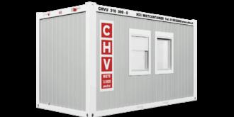 CHV300.48 16 fuß Bürocontainer 4,8m