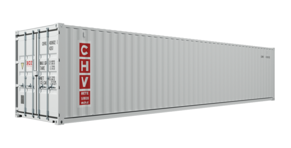 CHV-400 40 fuß Seecontainer 12m