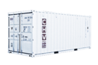 CHV Mietcontainer CM200 Lagercontainer 20 Fuß