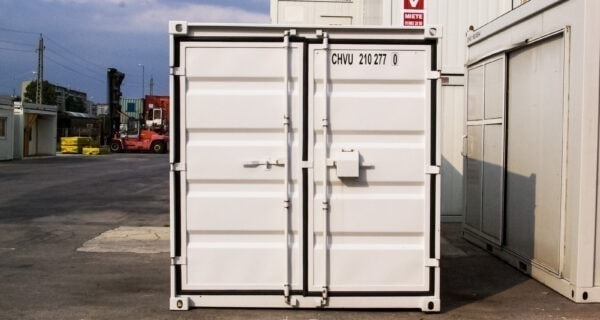 CHV-210-6m-Lagercontainer-20-Fuss-front