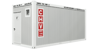 CHV-300-WCD-WC-Container-Damen-front