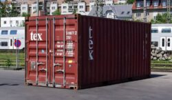 6m Seecontainer gebraucht