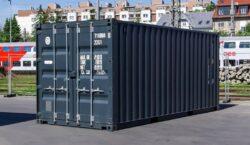 6m Seecontainer Neuwertig Top Zustand