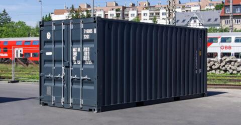 6m Seecontainer neuwertig sofort lieferbar